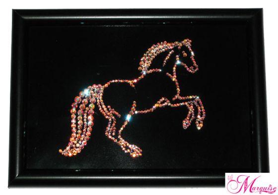 """Кристална картина """"Horse"""""""