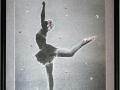 """Кристална картина """"Балерина"""""""