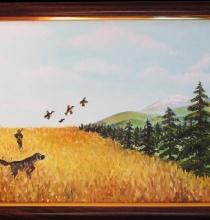 """""""Лов на пъдпъдъци"""""""
