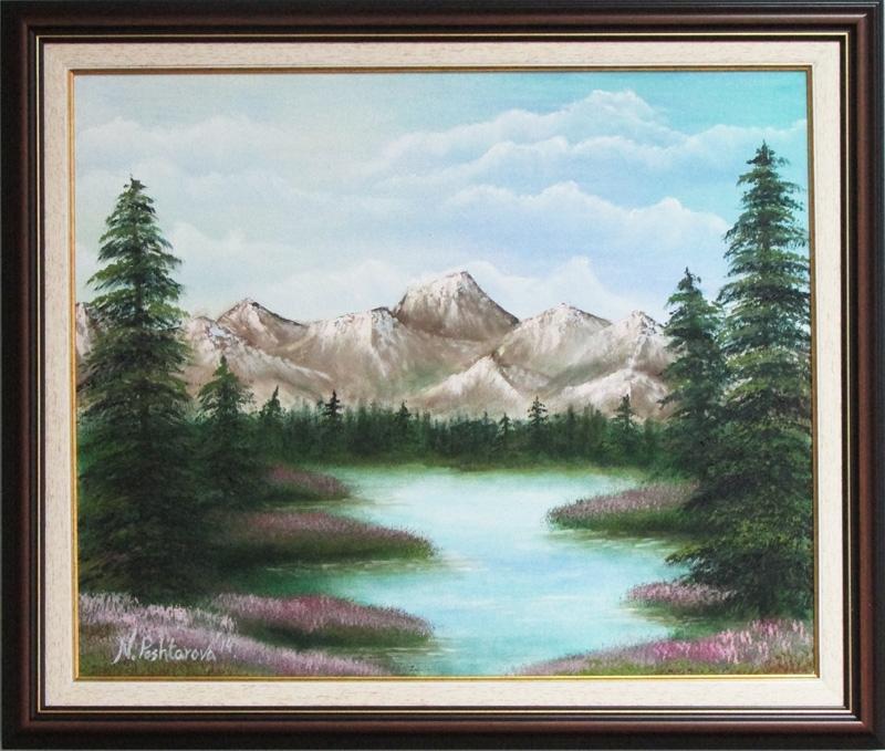 """""""Планински пейзаж"""""""