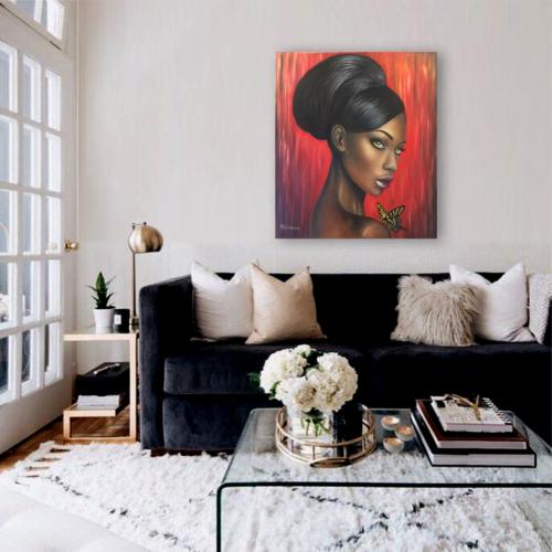 Ochite_na_peperudite_fon_Nevena_Poshtarova_painting