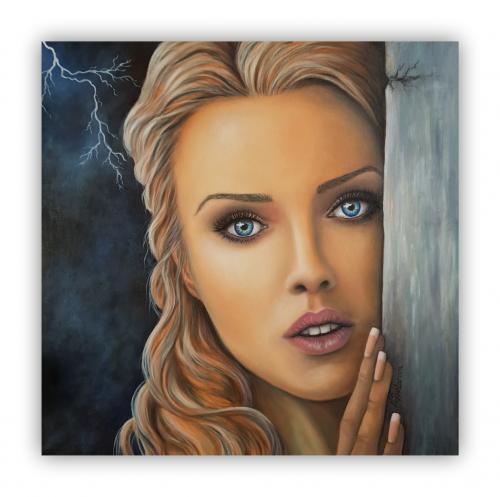 V_ochakvane_na_utreshnia_den_Nevena_Poshtarova_painting